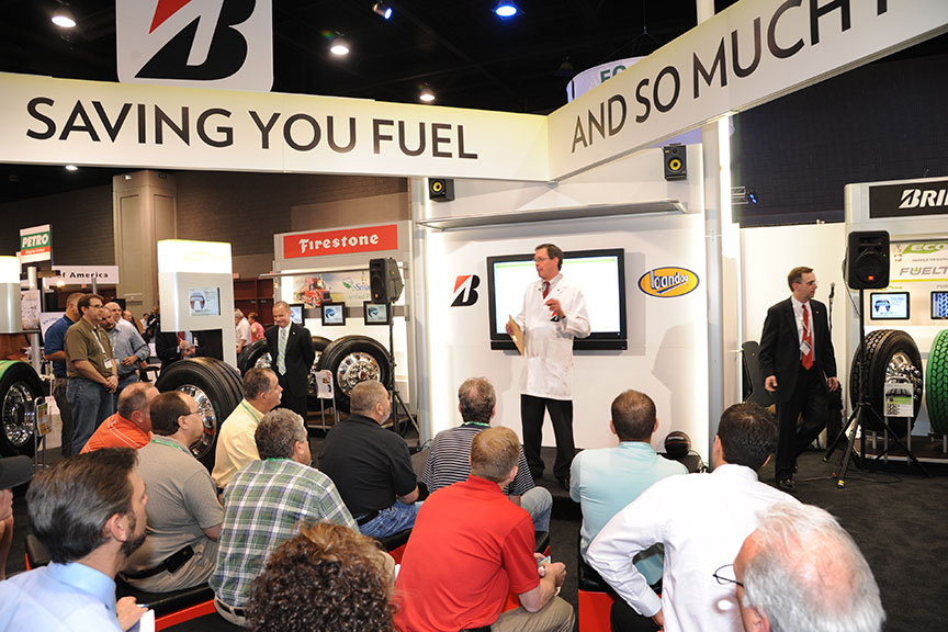 Bridgestone at MATS Image